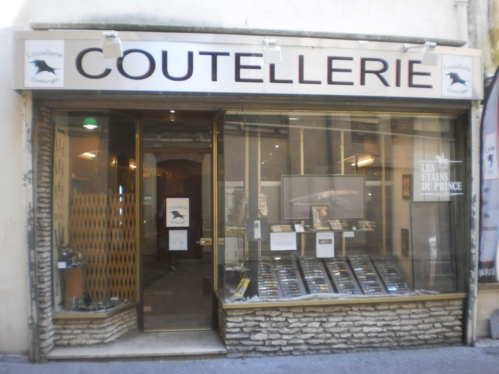 Coutellerie DOMINGO à Nîmes